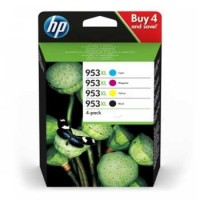 Tinteiro HP 953XL Pack 4...